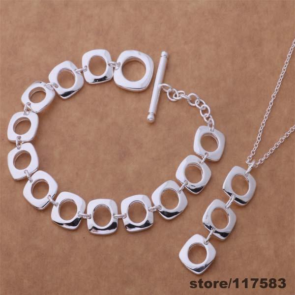 Ювелирный набор OEM AS038 925 239 + 163 /emgandna dfealwla jewelry sets браслет цепь magic jewelry 925 oem