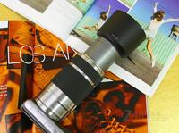 Original new sony E 55-210 - mm F4.5 6.3 OSS (SEL55210) E55-210 micro single lens silver,for nex-5r 5t nex-7 nex-6 NEX-F3 NEX7R
