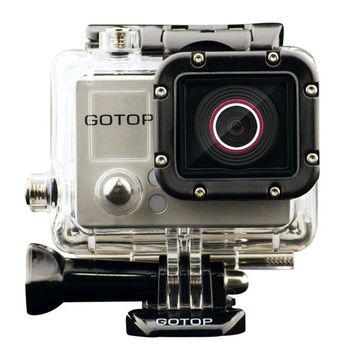 """Gotop G1 камера спорта Cam 1.5 """" 16MP HD 1080 P 140 град. широкоугольный объектив мини-dv g-сенсор встроенный GPS обнаружения движения"""