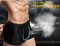 breathable underwear) 30802 TECHKIN Bicycle Underpants Cycling exercise breathable underwear Sweat dry men sport pants