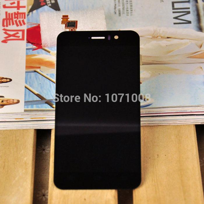para jiayu g4 celular nova chegada frete grátis capactive preto touch screen lcd montagem substituição + 1 pcs filme lcd(China (Mainland))