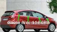 2009-2011 Fiesta 5dr High quality stainless steel window trim strip