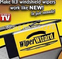 Wper wizard car cleaning brush wiper window brush 100PCS