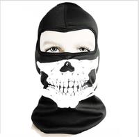 New skull face mask Motorcycle scarf ski snowboard outdoors motorbike cycling mask
