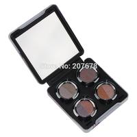 Hot Selling  8 Colors Eye Shadow Makeup Set Warm Natural Eyeshadow Palette Free Shipping