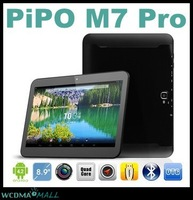 8.9 Inch PiPO M7 Pro 3G Android 4.2 Tablet PC RK3188 Quad Core 1.6GHz Retina Screen 1920x1200 Bluetooth GPS HDMI 5.0MP Camera