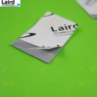 15*15*0.12mm  4.5W/m-k Laird Thermal Phase Change Pad Cooling Silicon Pad Notebook Laptop CPU t-pcm585