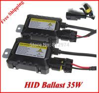 Free Shipping!!  35W Slim HID ballast For xenon bulbs H1,H3,H7,9005,H4-3.....