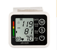 2014 Hot!!! Free Shipping health care  Wrist Blood Pressure Monitor for blood pressure measurement, Health Electronic Monitors