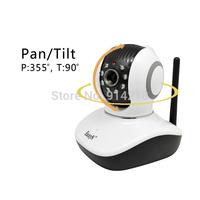 EasyN wireless1.0Megapixel P2P IP camera Pan/Tilt/zoom etwork Onvif with IR-Cut IR camera CCTV video security free shipping