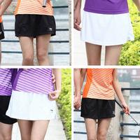 Tenis Feminino 2014 Li Ning Skirts Tennis Fitness Short Skirt Badminton Skort Womens Sport Girls Tennis Skirts XXL Free Shipping