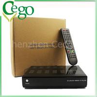 5pcs Original cloud ibox 2 plus HD Satellite Receiver Enigma 2 update from cloud ibox Youtube IPTV free sky receiver hd