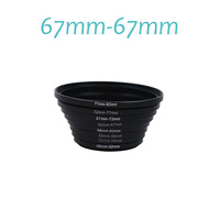 67mm-67mm 67-67 The SLR camera adapter ring For Canon,Nikon KOO