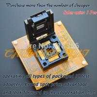 IC51-1764-1995 socket QFP176 TQFP176 ic test socket Pitch=0.4mm