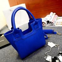 new2014desigual women messenger bags leather Star Style Shoulder bag Lady messenger bag PL311#33