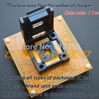 TQFP216 QFP216 test socket  IC51-2164-1887 socket Pitch=0.4mm