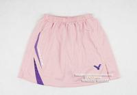 2014 Victor Sports Tennis Skirts Pants Womens Badminton Skort Plaid Skirt With Underpants Short Skirt Fitness For Women
