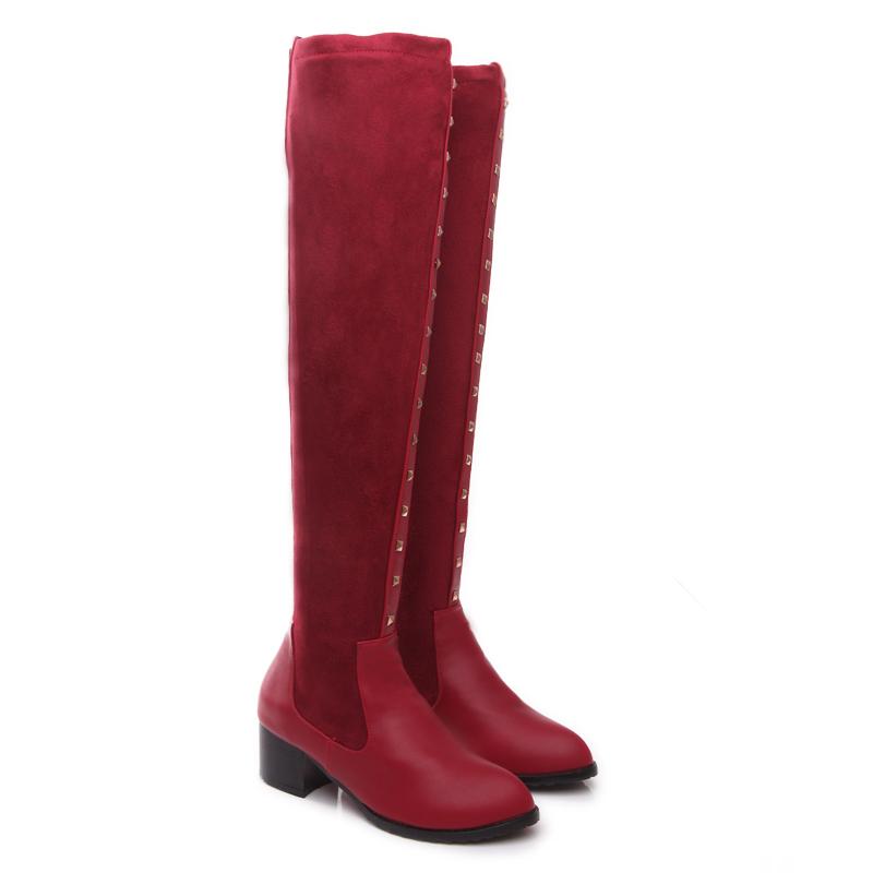get cheap thigh high boots aliexpress