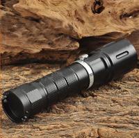 Flashlight for scuba diving 1x CREE XM-L2 1200lm 100m Flash Torch Lustefire DV03