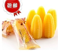 Wholesale Candy Corn Jelly Candy Corn Sweet Soft Sweet 500g