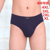 2 male plus size plus size modal comfortable bamboo fibre in high waist wide brimmed trigonometric panties
