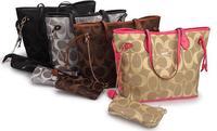 Happy Easy Buy-- 2014  New Women Fashion  Handbag with Small Punch  -- Brand Handbag --Luxury Handbag--8809