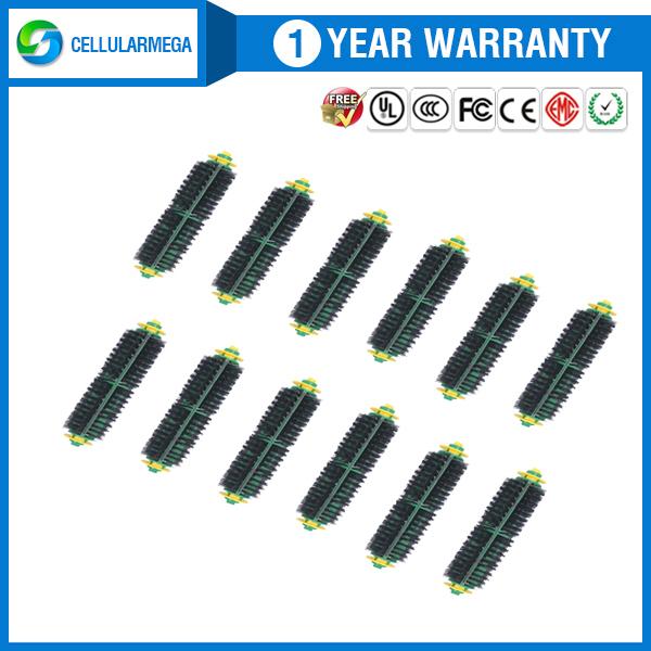 Bristle Brush Replacement for Irobot Roomba Vacuum Cleaner 510 530 500 Series ,pack of 12(China (Mainland))