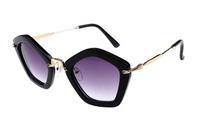 2014 new arrive fashion 20 pcs /lot madness brand  women classical cat eye  sunglasses  uv400