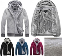 children outerwear winter warm clothing kids thick coat boys jacket fleece hoodies sweatshirts sport hoody clothes 6-20 years