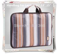 "Newest Ladies Soft Waterproof PVC Cloth Handbag For Macbook, Bag For Laptop 11"",12"",13"",14"",15"", Lady Women Purse,Free Ship 1116"