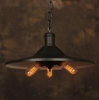 Vintage Pendant Light Industrial Edison Lamp American Country E27 Decoration Lamps RH Loft Coffee Bar Restaurant Kitchen Lights