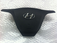 Free Shipping High quality steering wheel airbag cover steering wheel cover For 2013 Hyundai Santa Fe ix45