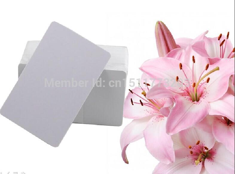 Free Shipping rfid access control time card LF 125khz EM4200 T5577 Proximity Access key Card ID-T5577-023(China (Mainland))