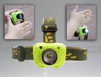 2014 NEW ! Infrared Sensor Switch Control Head Lamp Head Light Head Torch Lamp