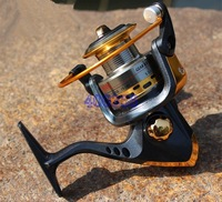 Fishing Reel 8+1BB YB2000 5.2:1 258g 0.2-220 0.25-160 0.3-110 Left Right Interchangeable Collapsible Handle Wheel Spinning