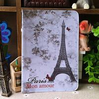 2014 The Eiffel Tower in Paris, France passport holder passport cover passport bag - outbound travel abroad