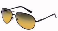Fashion day and night Men's Polarized Sunglasses mirror Goggles Sport Oculos Multicolor Polaroid Driving Aviator Gafas GA1033