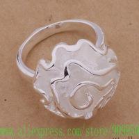 AR286 925 sterling silver ring, 925 silver fashion jewelry, rose  /cltaldaa efcamwja
