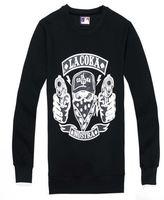 HP-23 Men clothes fashion 2014 League Baseball cotton hip hop sweatshirt hiphop Fashion Casual sports Punk sport clothes men