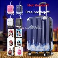 небольшие тележки багажа путешествия сумка камера 16 20 Камера пароль поле девушки