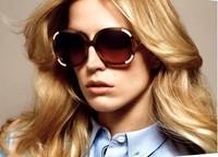 2014 new sunglasses women's brand designer beach sunglasses fashion glasses female classic sunshade glasses wholesale freeship