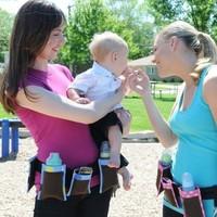free shipping waist diaper bag Baby supplies belt nappy mummy bag waist pack adjustable length,A653