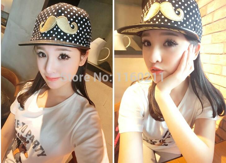 2014 wholesale Korean fashion Huzai Ping hat brimmed hat hip-hop hat skateboard street influx of men and women hats cap(China (Mainland))