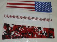 Wholesale 800pcs Digital Camo Compression Sports Arm Sleeve Moisture Wicking softball, baseball ,cycling sleeve