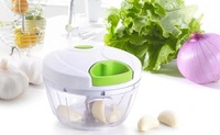 Multifunction manually Mincer,new ring-pull shredder, creative mini kitchen gadgets,Baby food supplement Tools
