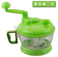 Household manual meat grinder, mixer, shredder, multifunctional blender,Creative gadget, hand blade broken dishes device