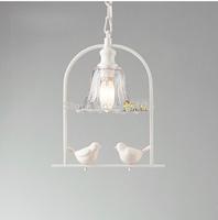 Beautiful! Nordic Mini Modern Bird Chandelier Light Fixture Guaranteed 100%+Free shipping!