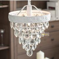 Beautiful! Nordic Mini Crystal  Chandelier Light Fixture Guaranteed 100%+Free shipping!