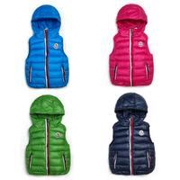 2014 children's clothing fashion winter boy and girl child with a hood child cotton vest cotton waistcoat cotton vest 8555