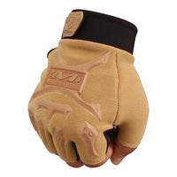 bicycle gloves male ride gloves fashion outside sport fitness slip-resistant gloves half finger leather gloves